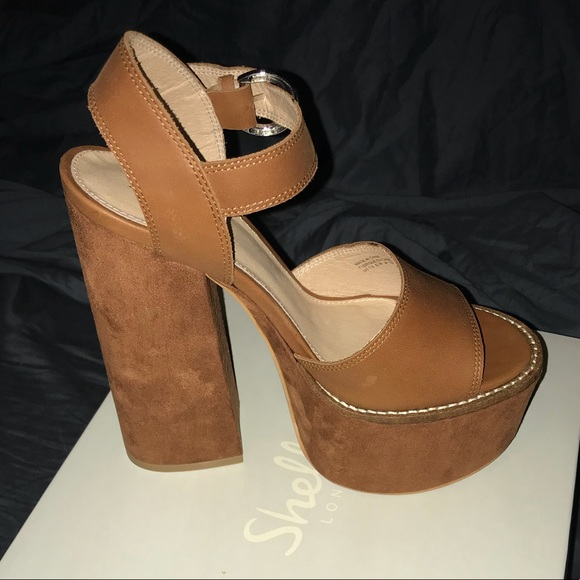 Shellys London Sha Platform Heels